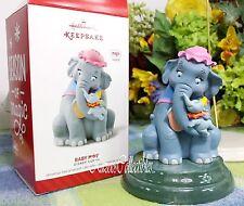 Hallmark Disney Dumbo ornament 2014 Magic Plays Baby Mine