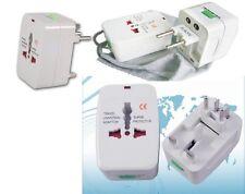 Universal International World Wide Travel Power Plug Adapter UK EU USA AU in UK