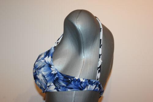 "Tanga 38 exklusiver Bikini Triumph Push-Up Bikini /""Capri CTOWU/"" blau weiss 75 B"