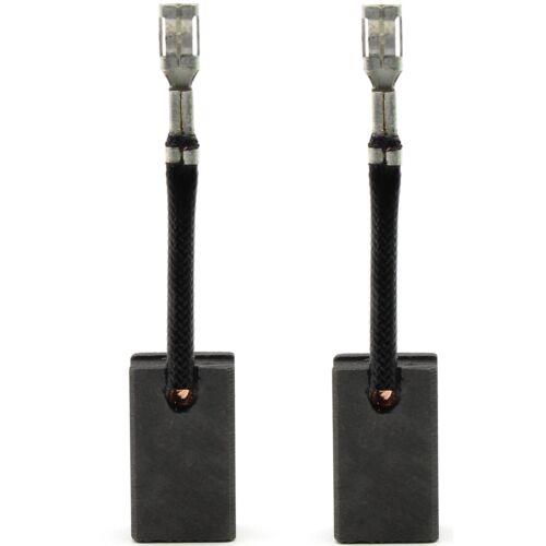 Balais de Charbon pour Bosch 6x10x17mm Remplacé 1607000V37//1607000V53