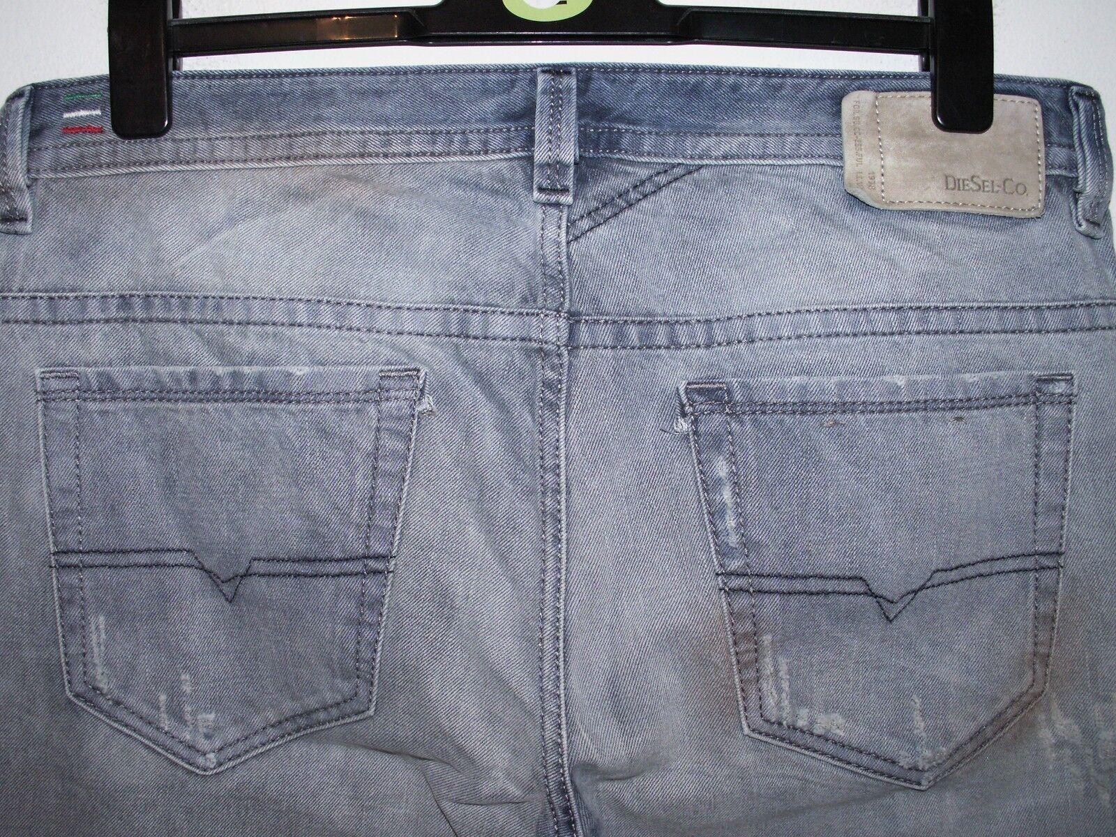 Diesel Thavar Slim-Skinny Jeans Fit 0827W W33 L32  (4839)  promociones de equipo