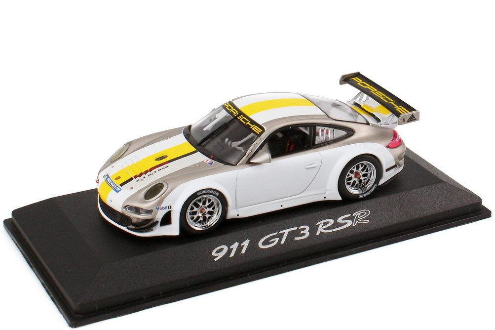 1 43 Porsche 911 GT3 RSR 997 997 997 Véhicule de Présentation Showcar 2011 bbd26d