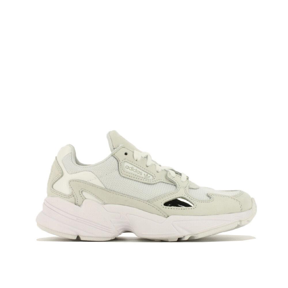 Adidas Falcon W scarpe da ginnastica Donna B28128 B28128 B28128 Ftwr bianca 043442