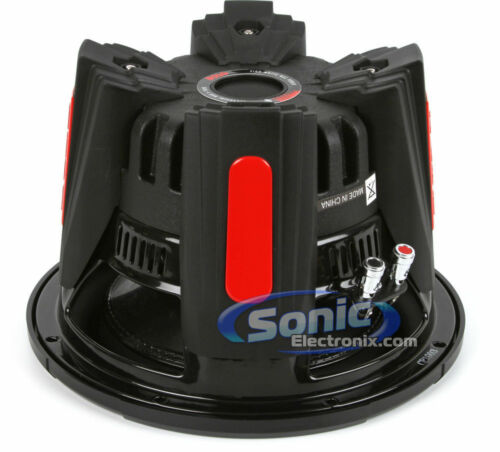 "New 3 Boss Audio P106DVC PHANTOM 10/"" 6300w Dual 4-Ohm Subwoofers Car Stereo Subs"
