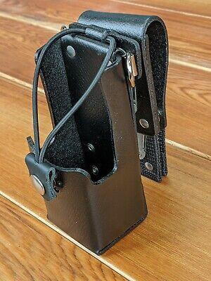 Details about  /Kenwood™ NX-200//200G//210G//300//300G 48L 50L Leather Case//swivel B//L Caseguys