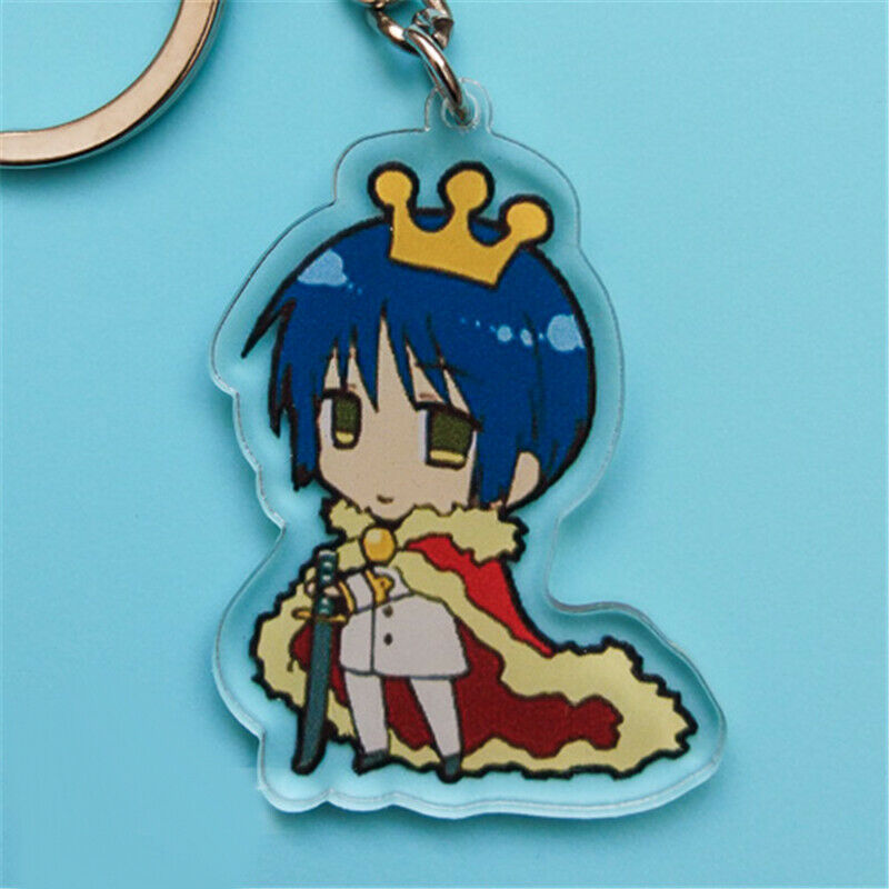 Details about  /Anime Axis powers APH Cosplay Acrylic Keychain Decoration Pendant Otaku Gift