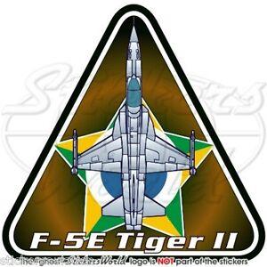 Northrop F-5E Tiger II IRAN Aeronautica Militare Iraniana IRIAF IIAF Adesivo