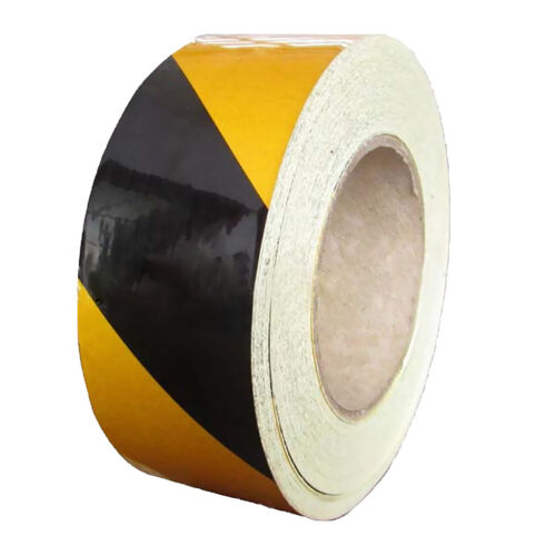 115ft Reflective Safety Warning Conspicuity Tape Film Sticker Road Caution