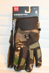 Bosque De Speedfreak Freek Guantes Armour Ua Storm Lana Under Caza Hqvp8x
