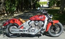 INDIAN SCOUT & SCOUT 60 CUSTOM SLIP ON MUFFLERS