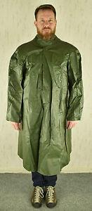 Unter Der Voraussetzung Originaler Nva Regenponcho Poncho Abc Nässeschutz Regenschutz Outdoor Angeln Ddr Bekleidung Regenbekleidung