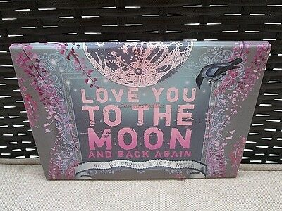 Papaya Art Love You Moon Back Again Sticky Note Set Post It Fashion Decorative
