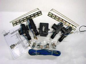 2 4 door universal power door lock motor actuator for 12vdc door lock actuator