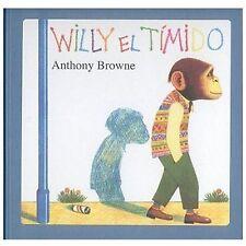 Willy el tÃmido (Especiales de a la Orilla del Viento) (Spanish Editio-ExLibrary