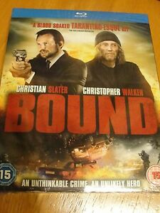 Bluray Bound Bluray Christopher Walken BRAND NEW MINT CONDITION SEALED - <span itemprop='availableAtOrFrom'>Glenrothes, United Kingdom</span> - Bluray Bound Bluray Christopher Walken BRAND NEW MINT CONDITION SEALED - Glenrothes, United Kingdom