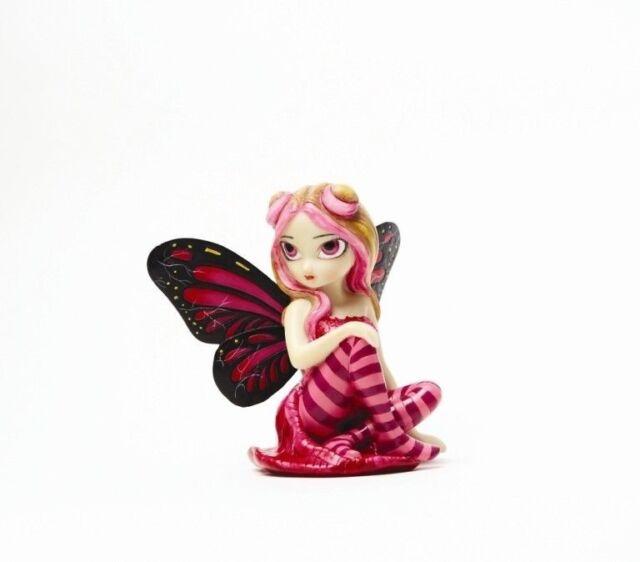Jasmine Beckett Griffith Statue Large Pink Lightning Fairy Strangelings Figurine
