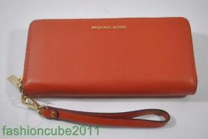 d8a44e11bec6 Image is loading New-With-Tag-MICHAEL-KORS-MERCER-TRAVEL-CONTINENTAL-