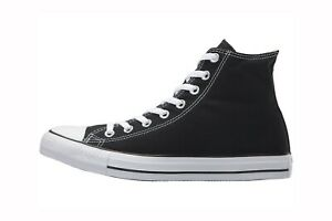 Converse-Chuck-Taylor-All-Star-High-Top-Canvas-Men-Shoes-M9160-Black-White