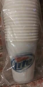 Miller Lite Lot of 4 Brand New!! 16 oz 50th New Orleans Jazz Festival Cups