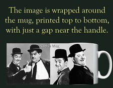 Laurel and Hardy - Personalised Mug / Cup