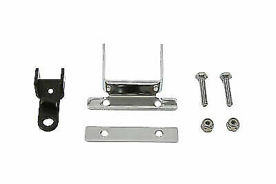 Gas Tank Coil Mount Relocation Kit for Harley Davidson by V-Twin