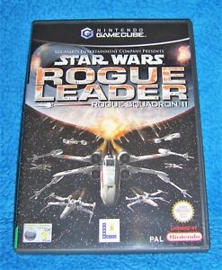Details about Nintendo GameCube Game - Star Wars Rogue Leader: Rogue  Squadron II