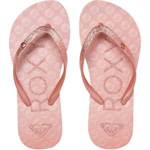 Roxy Girls Flip Flops Viva Glitter