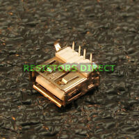 10x Usb Type A Female Right Angle Pcb Port Connector Socket Pcb Replacement
