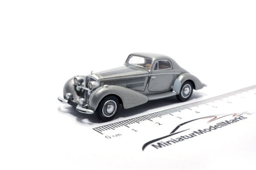 BoS-Models Horch  853 Spezial Coupe #87351 1937-1:87 metallic-grau