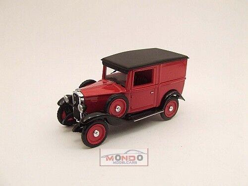 Fiat 508 balilla 1935 carcarro rio 1 43 rio4295 modell nein