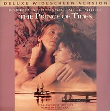 PRINCE OF TIDES (THE) WS CC LASERDISC Barbra Streisand, Nick Nolte