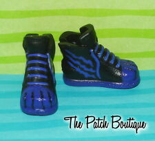 MONSTER HIGH CREATE A MONSTER PUMA BOY DOLL REPLACEMENT SNEAKERS SHOES PAIR #1
