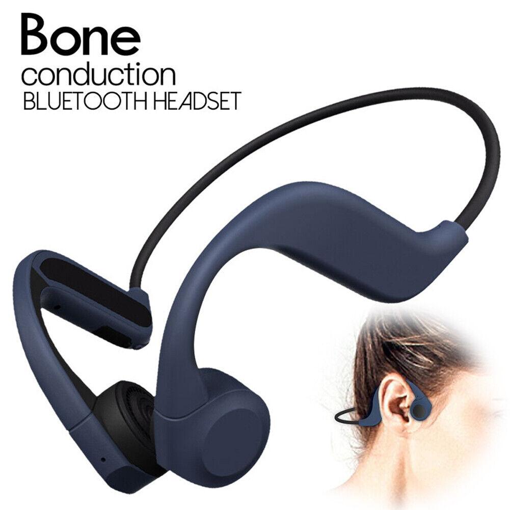 Open Ear Wireless Bone Conduction Headphone Bluetooth Headset For Iphone Samsung Ebay