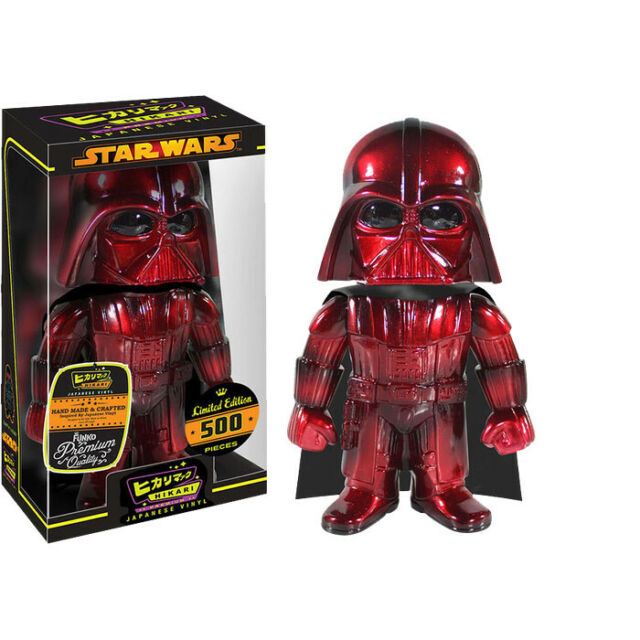 Star Wars - Hikari Darth Vader Infrared Japanese Vinyl Figure