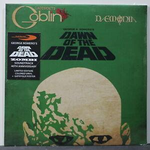 039-DAWN-OF-THE-DEAD-039-Soundtrack-Ltd-Edition-COLOUR-Vinyl-LP-NEW-SEALED