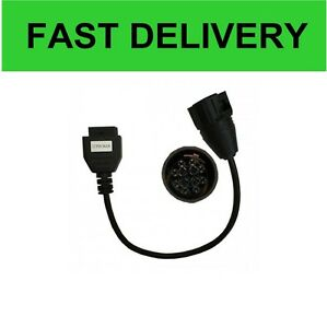 12-PIN-MAN-TO-OBD-II-diagnostic-cable-for-DELPHI-Autocom