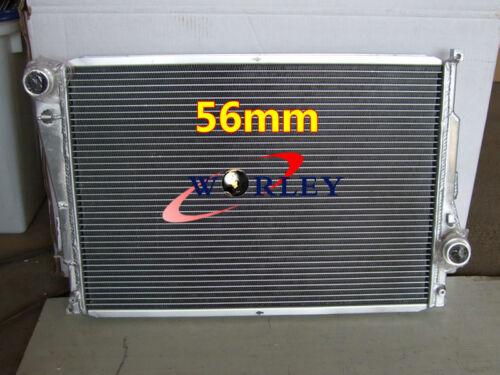Ventilador Para BMW E46 M3 330D 328 ci 323 ci 320 ci 318i 1999-2007 Radiador De Aluminio