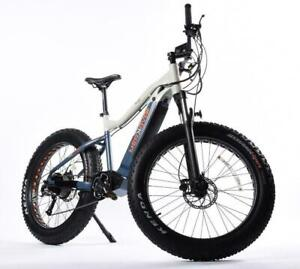 750W Fat Tire Mountain eBike (TrailX750 by Merkava).  26'' Fat Tire Electric Bicycle, Fat Tire Snow and Sand e-Bike Canada Preview