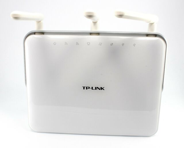 TP-LINK Archer C9 AC1900 Dual Band Wireless Gigabit Router NO Power Supply