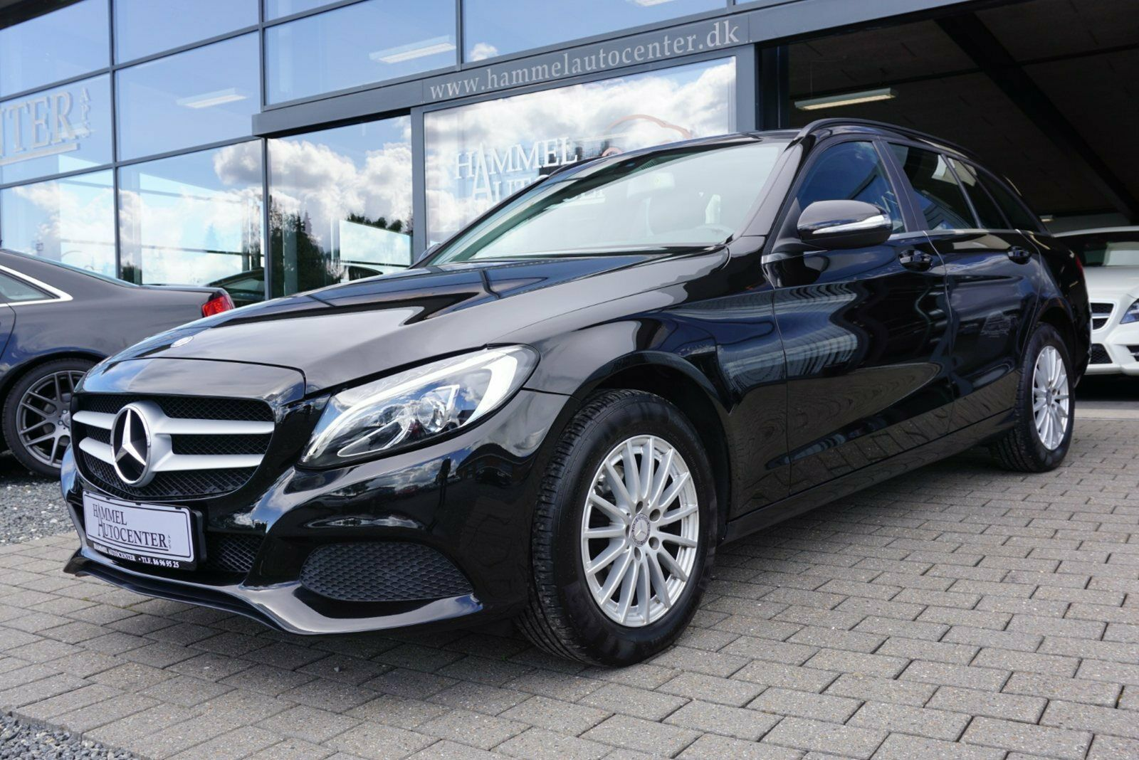 Mercedes C200 1,6 BlueTEC Business stc. aut. 5d