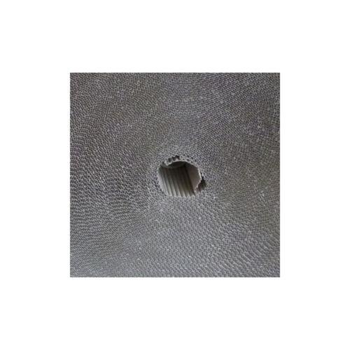 1 Rolle Wellpappe 70 cm breit x 70 lfm grau B Welle