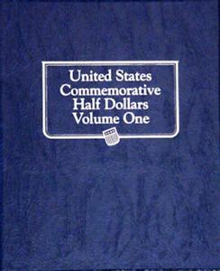 New Whitman OFFICIAL UNITED STATES U.S Commemorative HalF DOLLAR Album BOOK#9159