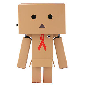 Danbo-Figure-mini-Red-Ribbon-ver-Japan-Yotsuba-amp