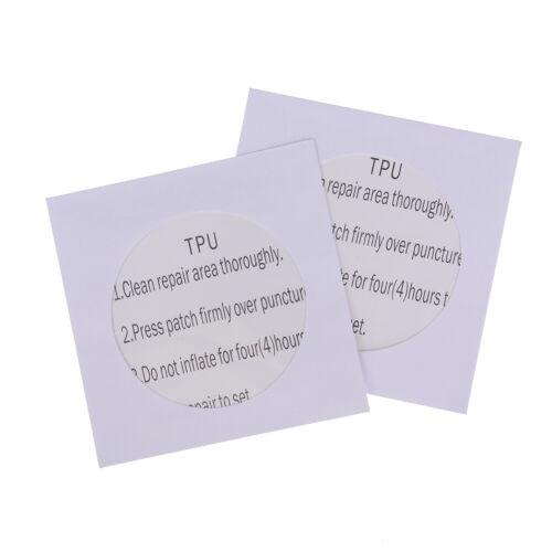 2x wasserdichtes Klebeband Transparent Tape Patch Kit Zeltüberdachung MarkisenTQ