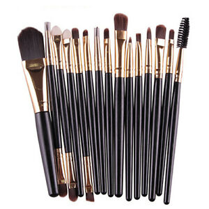 AU-FT-15Pcs-Makeup-Brush-Set-Powder-Foundation-Eyeshadow-Eyebrow-Concealer-Lip