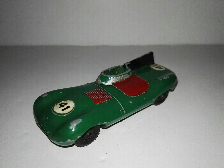 Matchbox 41a Jaguar (D) Type  1958 very rare