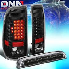 DNA MOTORING 3BL-F15004-LED-BK-SM LED Third Brake Light