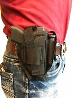 Gun Holster Plus Extra-magazine Holder For Sccy Cpx2