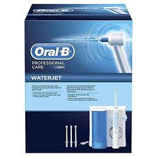 Oral-B Professional Care WaterJet Munddusche Neu