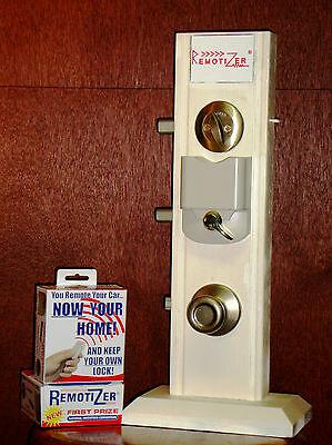 REMOTIZER Electronic Remote Control Smart Lock Deadbolt Activator